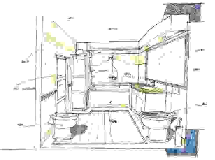 Studio Tecnico Fanucchi Ванна кімната