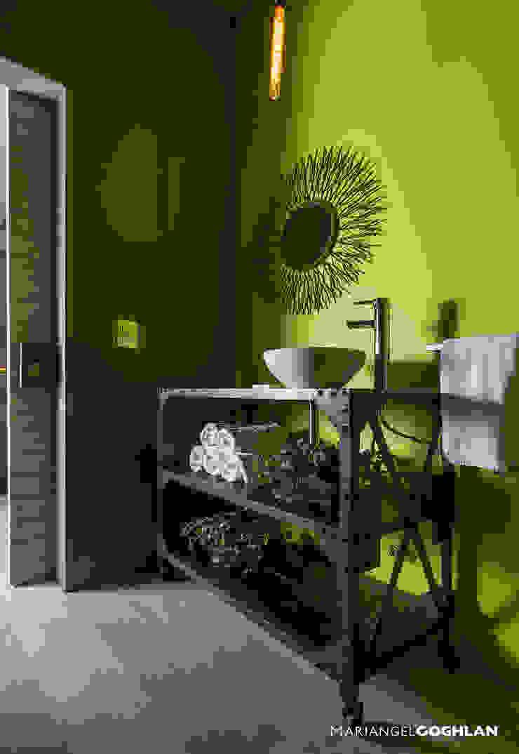 baño Baños de estilo industrial de MARIANGEL COGHLAN Industrial