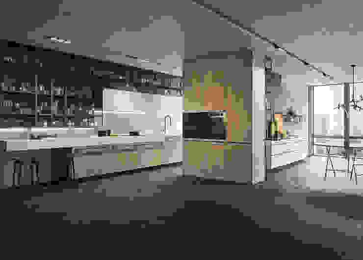 Cocinas y Grifería de Diseno Cocinas modernas: Ideas, imágenes y decoración de MOVE ARGENTINA Moderno