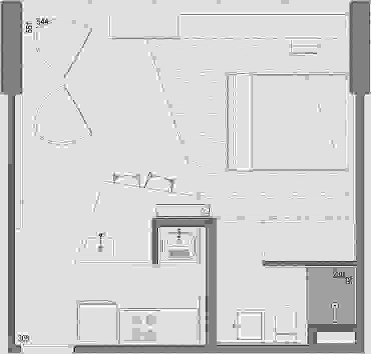 Studio2608 por Studio Gorski Arquitetura Moderno