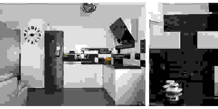 Кухни в . Автор – Cobo Design, Модерн