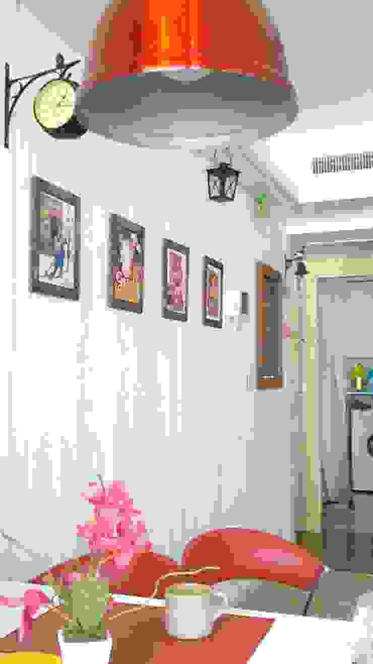 Arquitectura de interiores: Livings y Comedores de rl.decoarq Moderno