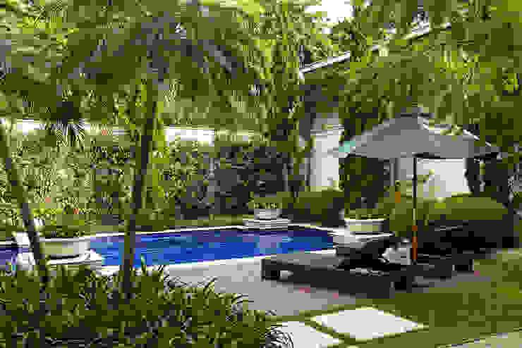 Modern pool by CSDA Arquitetura e Interiores Modern