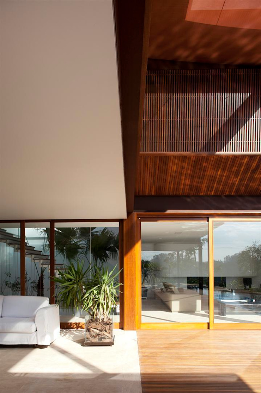 MAN Casas modernas por Gálvez & Márton Arquitetura Moderno