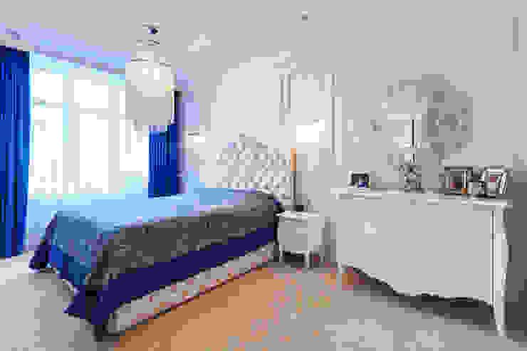 Квартира в Киеве Спальня в классическом стиле от U-Style design studio Классический
