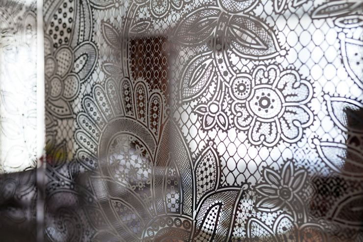Ramen & deuren door U-Style design studio,
