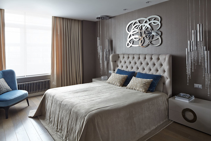 D&A INTERIORS Modern Bedroom