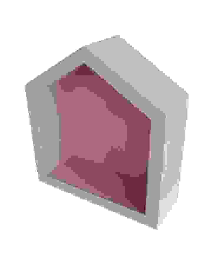 Domek XL od Zuzu Design Nowoczesny