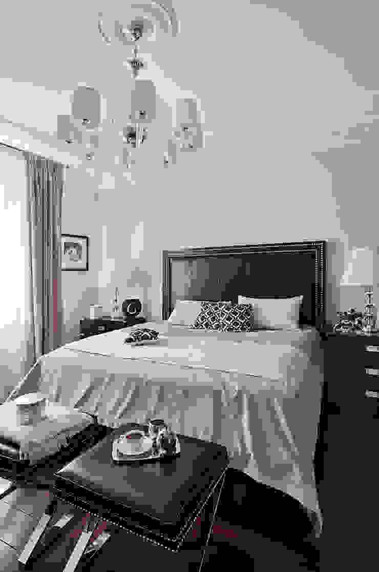 Спальня. от архитектор Виктория Тажетдинова