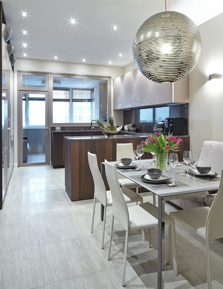 D&A INTERIORS Modern Kitchen