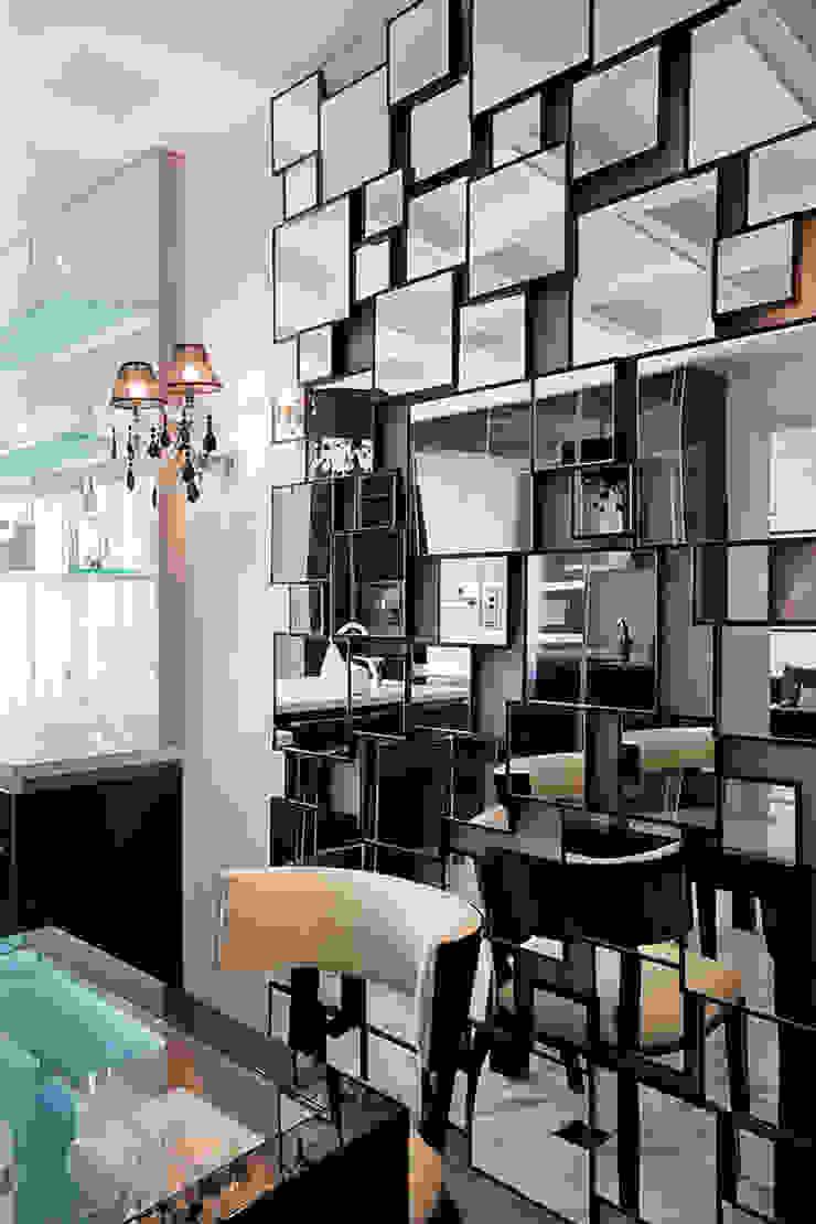 Деталь кухни-столовой. от архитектор Виктория Тажетдинова