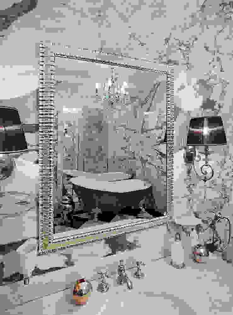 Ванная комната. от архитектор Виктория Тажетдинова