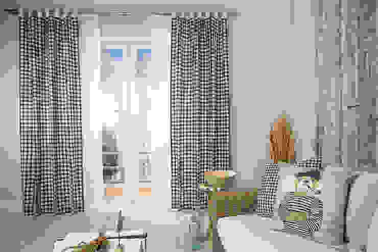 Ventanas de estilo  por Indes Fuggerhaus Textil GmbH , Escandinavo