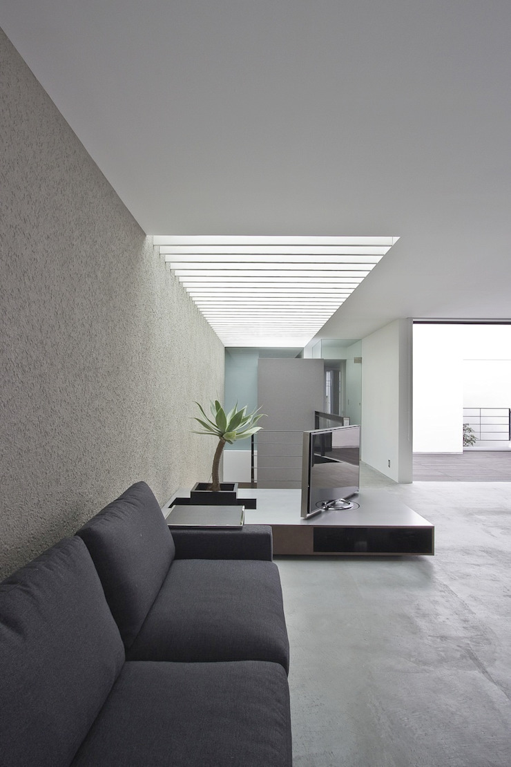 Modern living room by エスプレックス ESPREX Modern