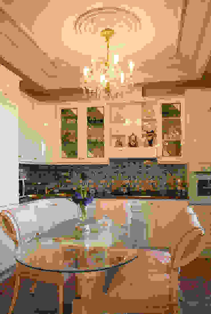 Кухня. от архитектор Виктория Тажетдинова