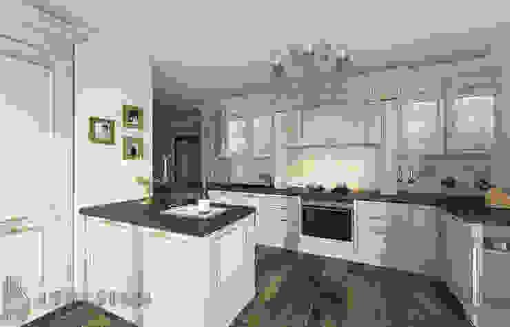 Кухня Кухня в классическом стиле от ISDesign group s.r.o. Классический