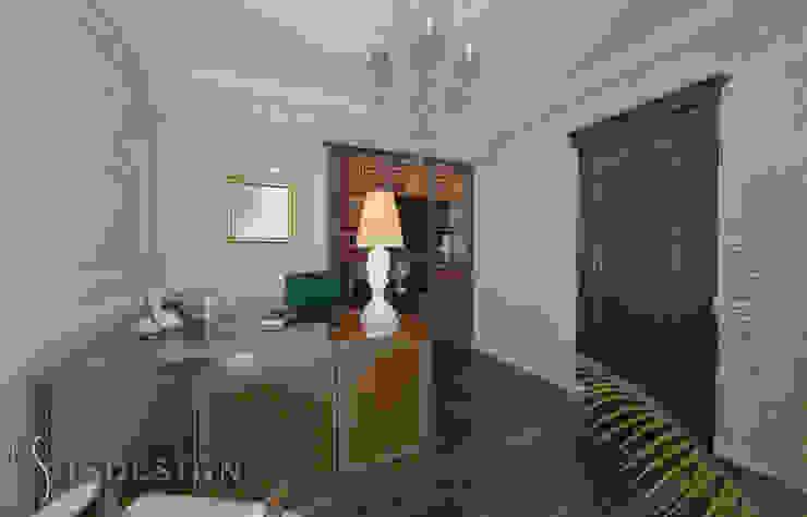 Рабочий кабинет Рабочий кабинет в классическом стиле от ISDesign group s.r.o. Классический