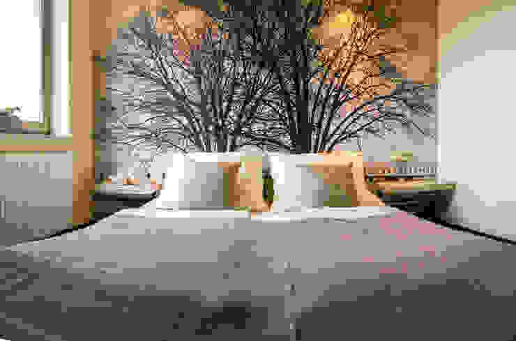 Modern style bedroom by Anna Buczny PROJEKTOWANIE WNĘTRZ Modern