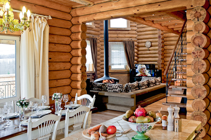 by Amazing Studio Светланы Панариной Rustic