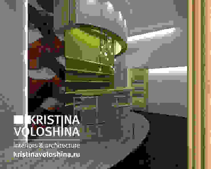 Классический интерьер в современной интерпретации. Дом под Троицком Кухня в классическом стиле от kristinavoloshina Классический
