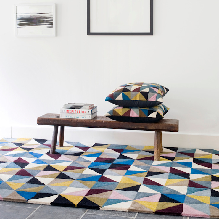 Harlequin Cushion Oleh Niki Jones Skandinavia