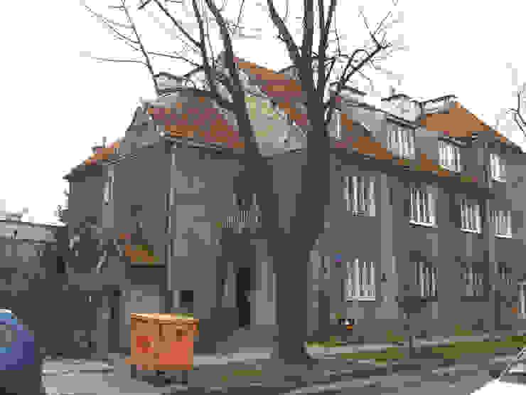 Stan przed przebudową. od Nowak i Nowak Architekci