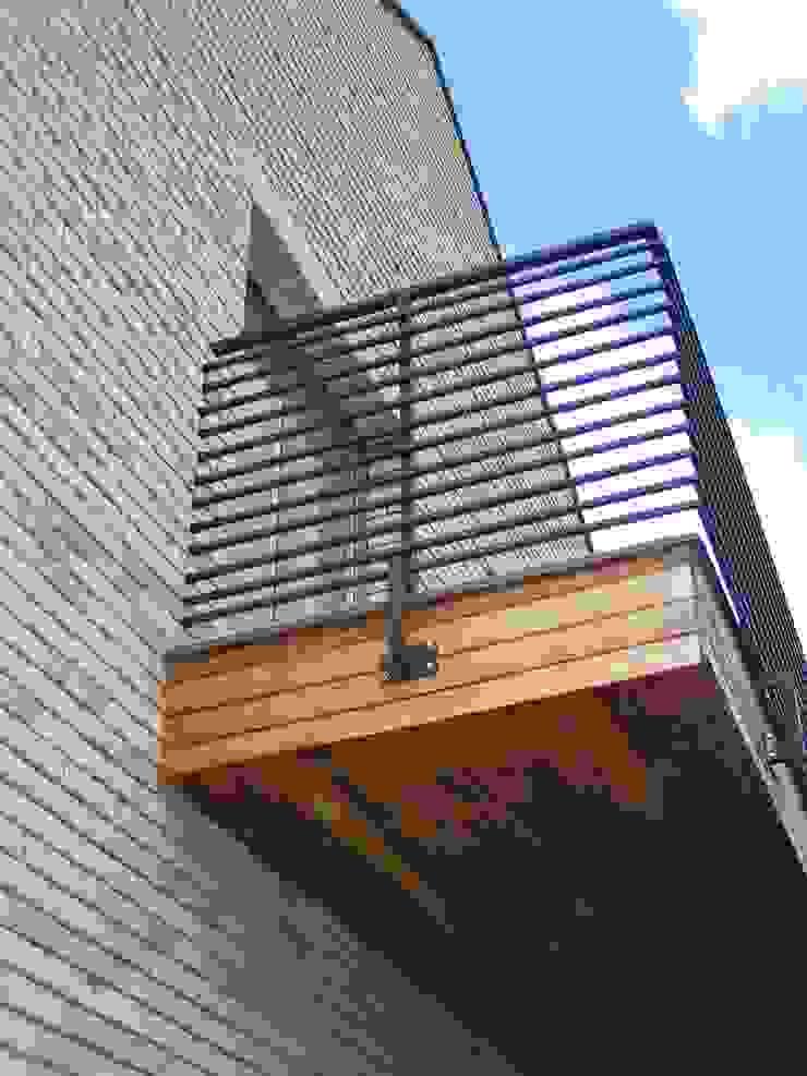Casas minimalistas de Nowak i Nowak Architekci Minimalista