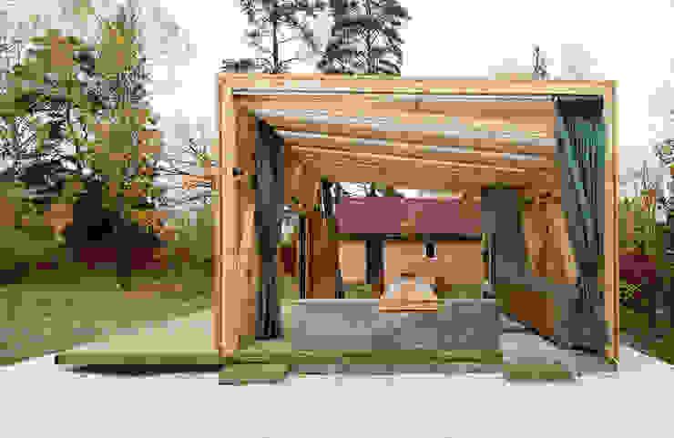 Arbor 15 Дома в стиле модерн от Kerimov Architects Модерн