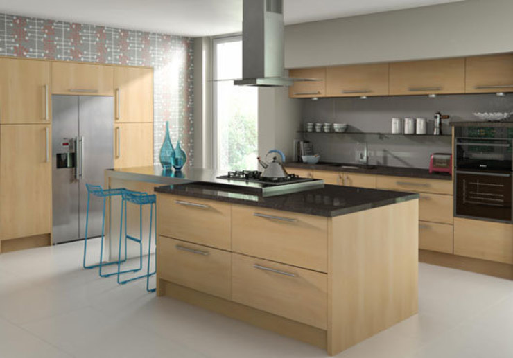 DM Design Beech Range Door Modern kitchen by DM Design Modern
