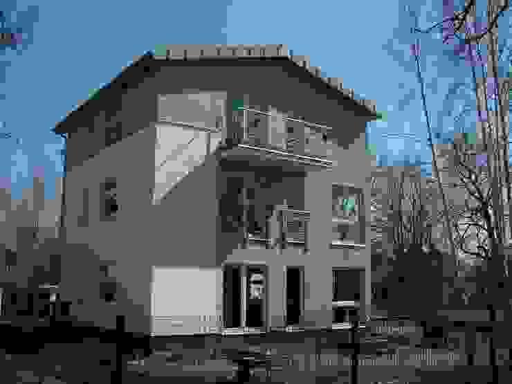 Minimalist house by Nowak i Nowak Architekci Minimalist