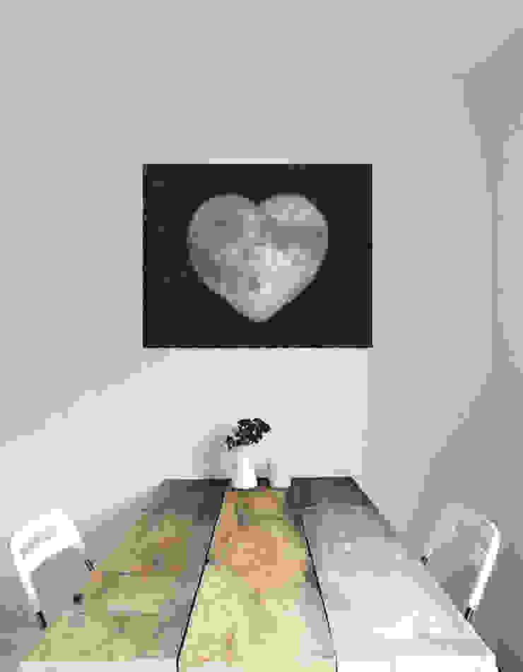 Obrazy na drewnie od Inoutprint Skandynawski