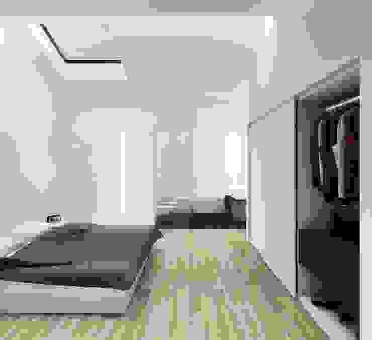 Suite Quartos minimalistas por HRA-Lisboa Minimalista