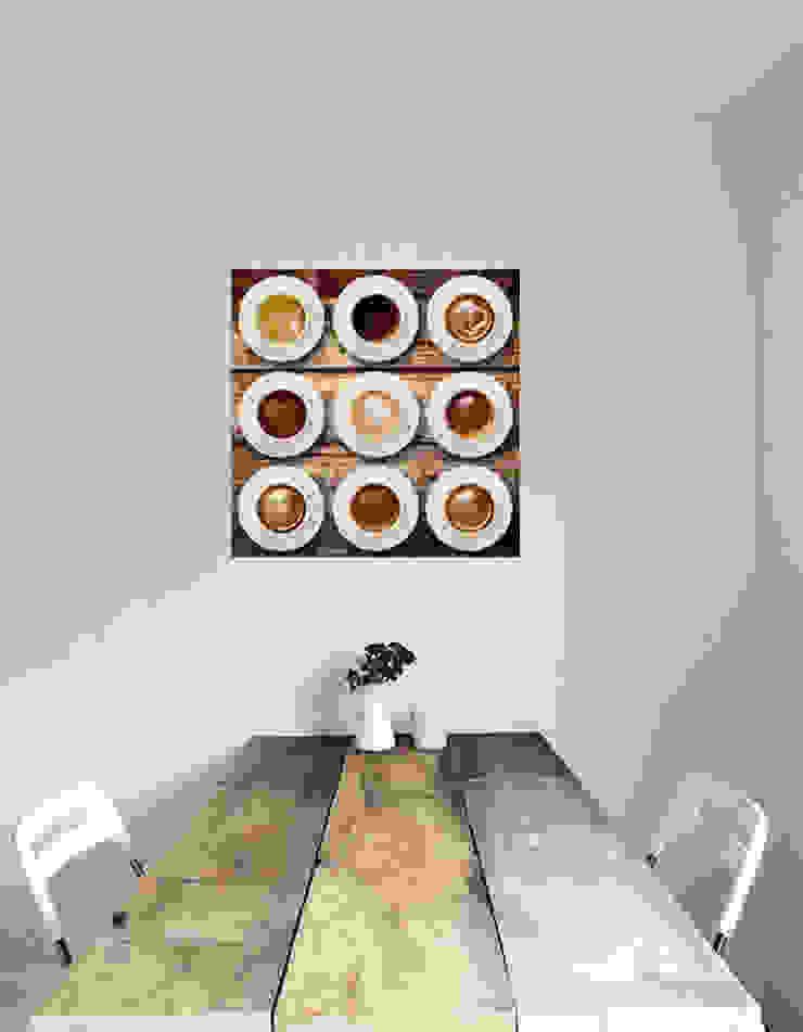 Obrazy na drewnie od Inoutprint Klasyczny
