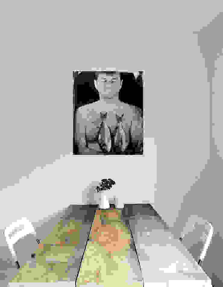 Obrazy na drewnie od Inoutprint Nowoczesny