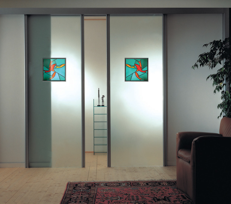 Vita Glass Doors by ALM Design Modern