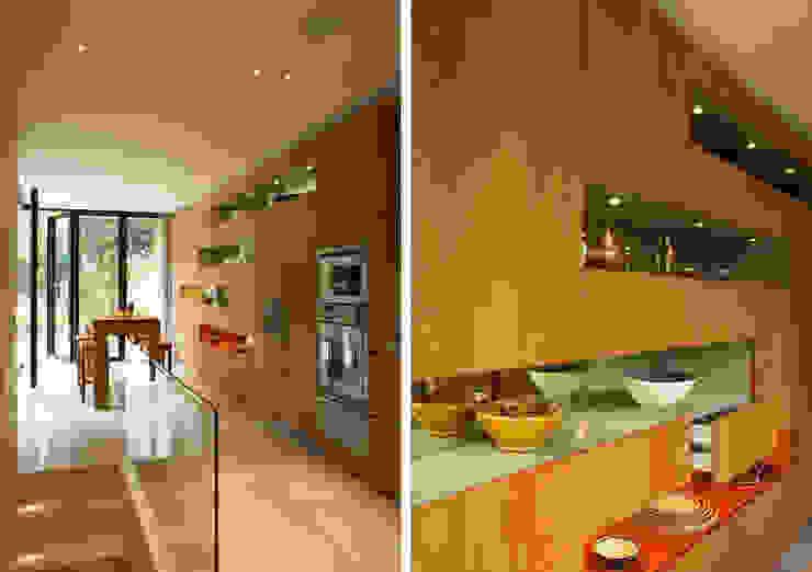 Canonbury House - 3 Minimalist kitchen by Jonathan Clark Architects Minimalist