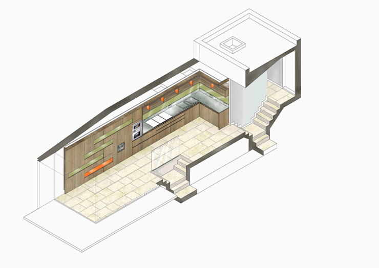 Canonbury House - 5 by Jonathan Clark Architects