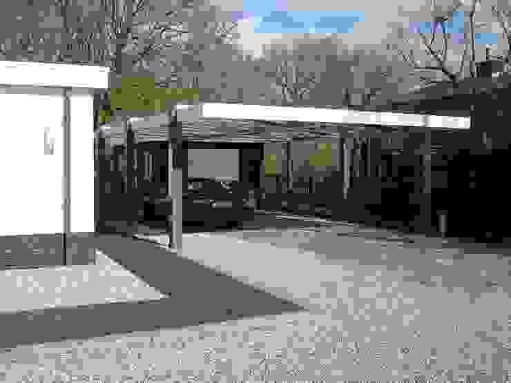 Carports:  Garage/schuur door Carport Harderwijk,