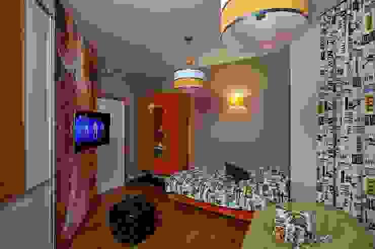 Жизнь в ярких цветах Детская комната в стиле модерн от дизайн студия 'LusiSarkis ' Модерн