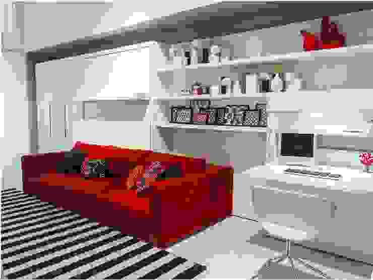 Minimalist living room by Mobiliario Xikara Minimalist