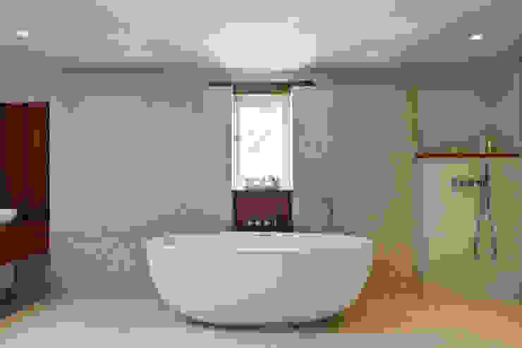 Salle de bain rustique par homify Rustique