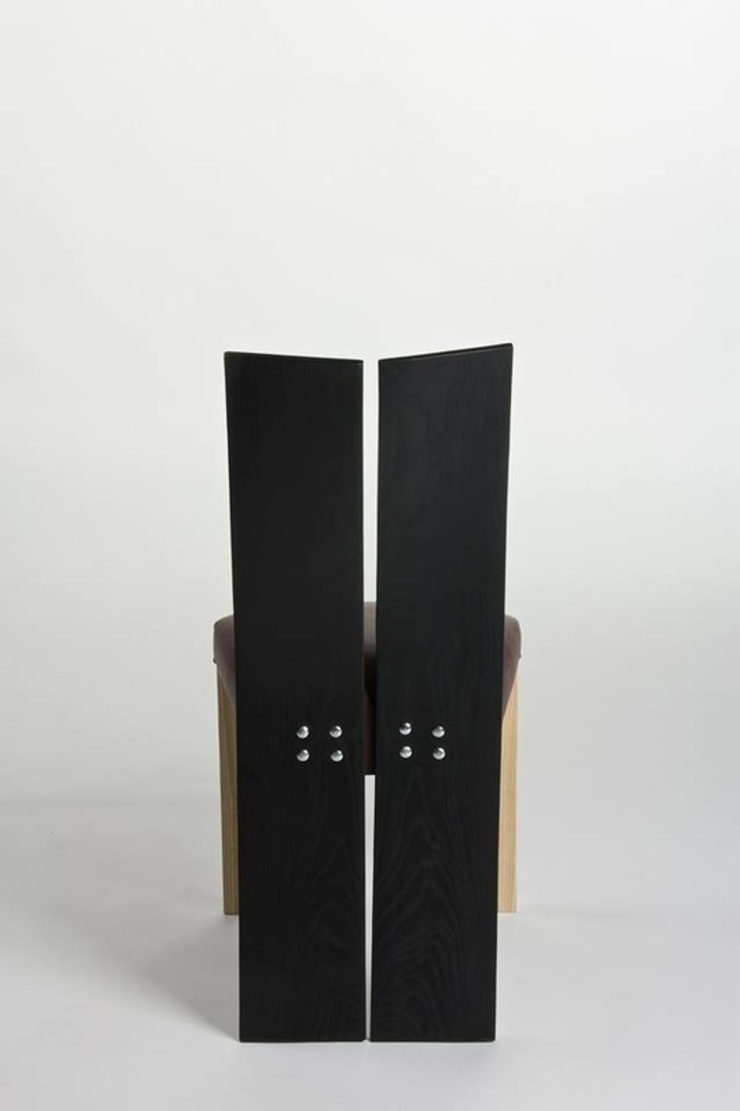 Monks Chair: modern  by Brocklehurst Furniture, Modern