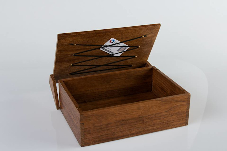 Keepsake Box: minimalist  by Brocklehurst Furniture, Minimalist