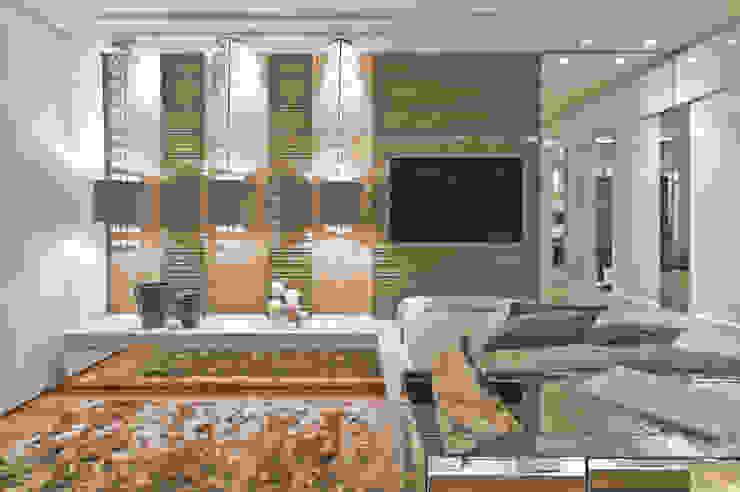 Dormitorios infantiles de estilo moderno de Rolim de Moura Arquitetura e Interiores Moderno