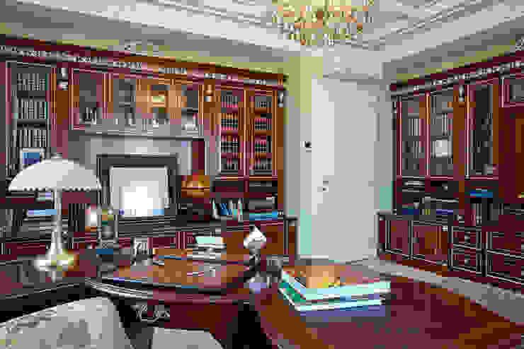 Кабинет Рабочий кабинет в классическом стиле от ODEL Классический