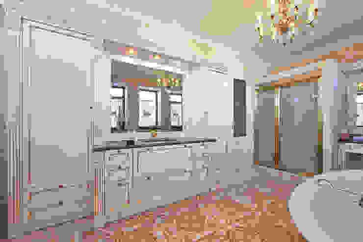 Мебель ванной комнты Ванная в классическом стиле от ODEL Классический