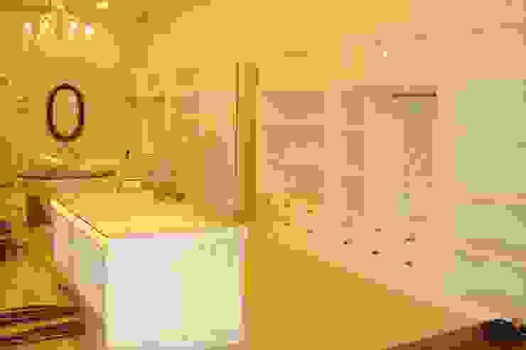 Loja Novitá Cama, Mesa e Banho Lojas & Imóveis comerciais campestres por Carla Pagotto Arquitetura e Design Interiores Campestre