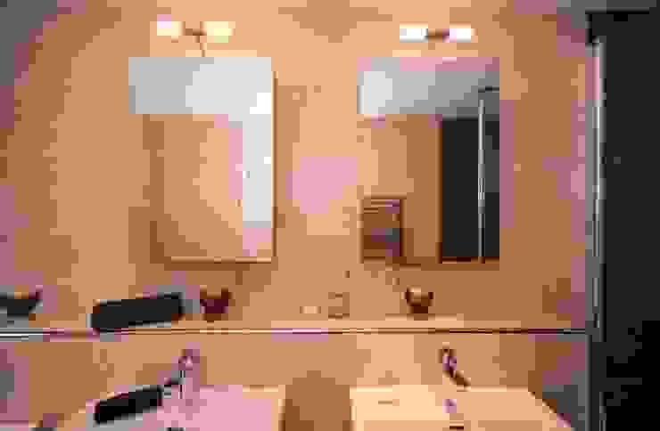 Modern En-Suite Bathroom - Shower Room Design Surrey Moderne Badezimmer von Raycross Interiors Modern