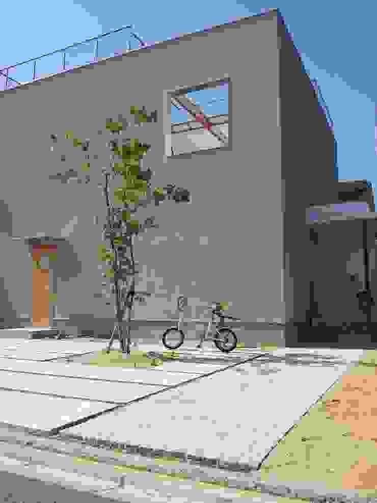 外観 カントリーな 家 の 内田建築デザイン事務所 カントリー