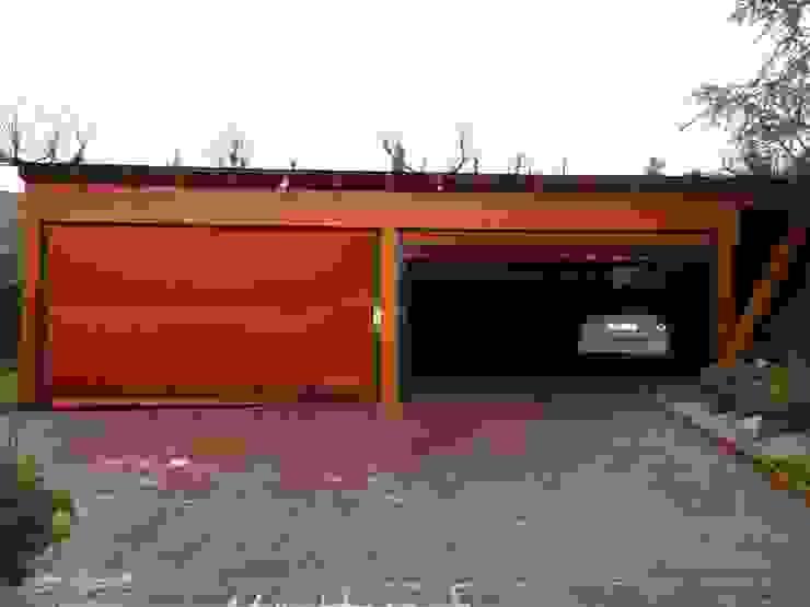 by Pergomadera Pérgolas y Porches de madera Modern